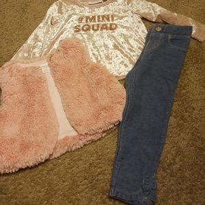 3pc. 2t outfit